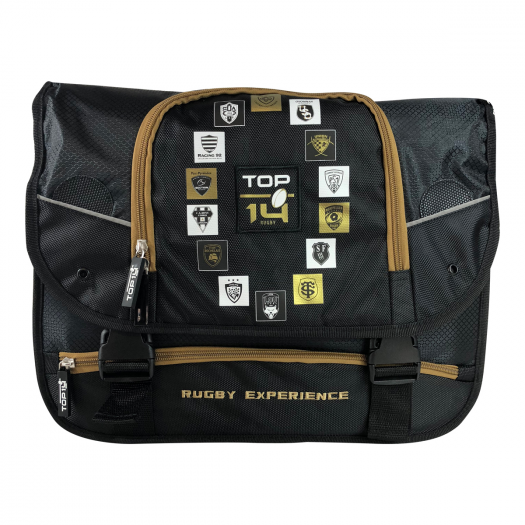 Cartable 41 cm - Club TOP 14
