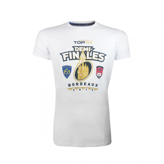 Tee-shirt opposition Demi Finales - LOU / ASM Clermont