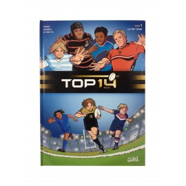 BD TOP 14 - TOME 1 : La top team