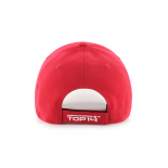Casquette Stade Toulousain '47 MVP - Rouge
