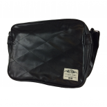 SAC BESACE NOIR R COMME RUGBY