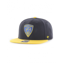 Casquette ASM Clermont '47 CAPTAIN - Navy