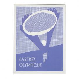 Affiche A2 - Castres Olympe