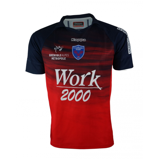 Maillot de Rugby - Grenoble Replica Away